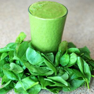 detox green smoothie